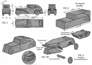 Come costruire un 39 auto di legno for Piani di casa con il prezzo da costruire