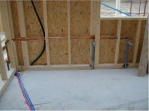 Come si costruisce una parete in legno pannelli for Quanto costruire una casa di legno