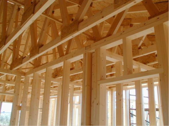 Come costruire una casa di legno passo per passo for Piani di costruzione personalizzati per la casa