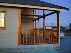 come costruire una casa di legno passo per passo