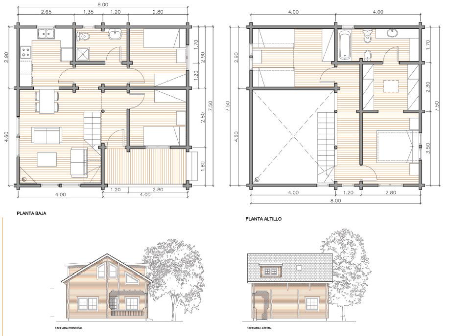 Come costruire una casa di legno passo per passo - Vorrei costruire una casa in legno ...