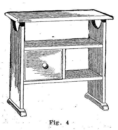 Come costruire mobili in legno moderni for Disegni di mobili