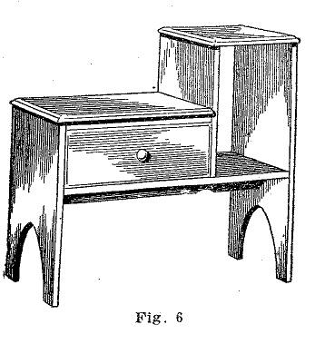 Come costruire mobili in legno moderni - Costruire un mobiletto per il bagno ...