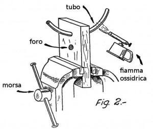 Come piegare tubi di ferro e di acciao 2