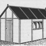 Come costruire un capanno per gli attrezzi
