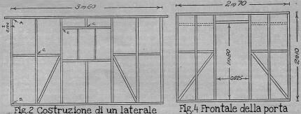 Come costruire un capanno per gli attrezzi - Costruire una finestra ...