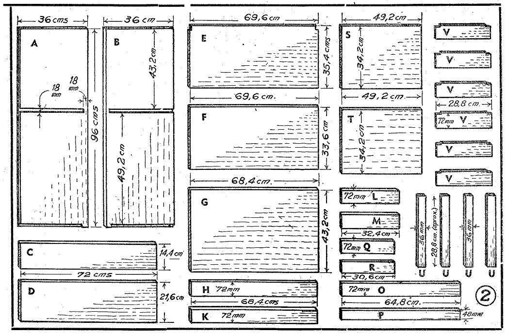 Come costruire un mobile bar for Come pianificare la costruzione di una casa