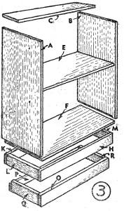 Come costruire un mobile bar – costruzione di mobili in legno 3