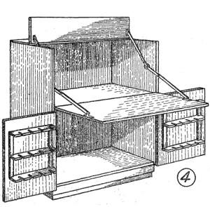 Come costruire un mobile bar – costruzione di mobili in legno 4