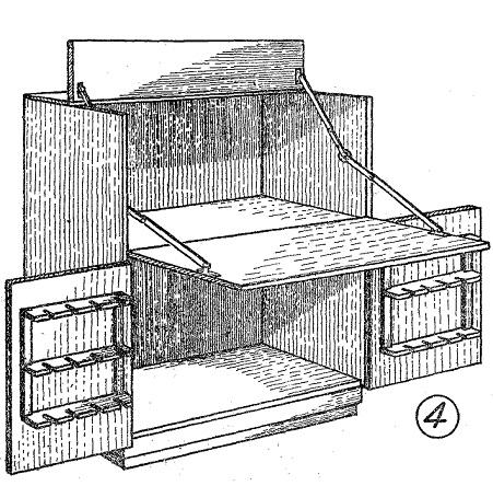 Come costruire un mobile bar Planos para hacer muebles