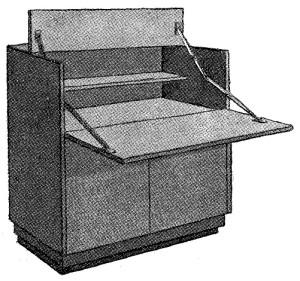 Come costruire un mobile bar – costruzione di mobili in legno 5