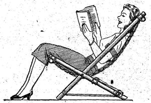 Come costruire una sedie pieghevole di legno per il giardino 1