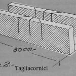 Carpenteria – Come fare TAGLI ORTOGONALI precisi