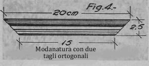 Come fare tagli ortonogonali 4