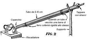 Come PIEGARE IL LEGNO per mezzo DEL VAPORE – Come curvare il legno - Fig.2