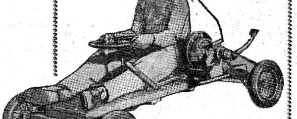 Come costruire un'AUTOMOBILE DI LEGNO CON MOTORE - Fig.1
