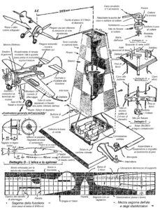 Come costruire un AEROMOBILE CON MOTORE ELETTRICO - Fig.5