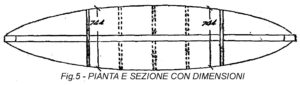 Come costruire una CANOA DI LEGNO – Piani di Costruzione e Manuale - Fig.5