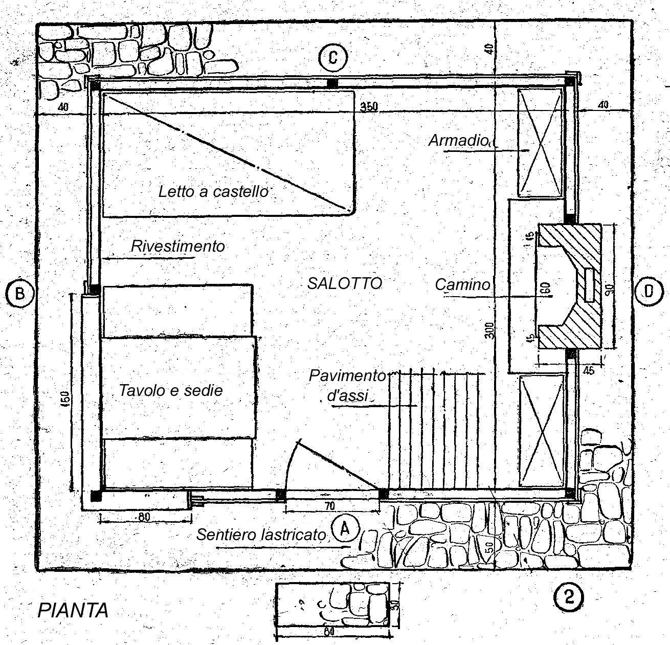 Come costruire una casa di legno piccola ed espandibile for Come costruisco una casa