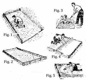Come costruire un Pavimento di cemento12345