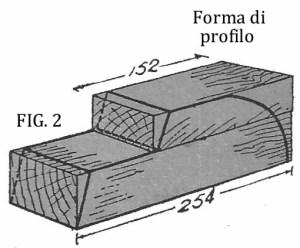 Come costruire un'AUTO DI LEGNO fig. 2