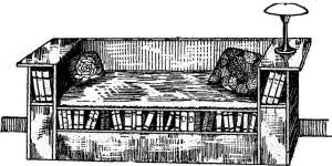 Come costruire un divano libreria 1