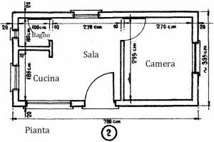 Come costruire una casa economica con blocchi di cemento 2