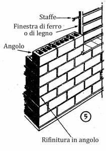 Come costruire una casa economica con blocchi di cemento 5