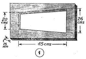 Come fare tegole di terracotta 1