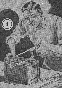 Come riparare batterie auto fig.1