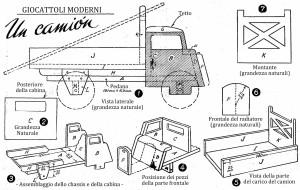 Come costruire un CAMION giocattolo 1