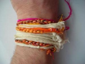 Come fare braccialetti 3