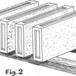 Come fare mattoni di gesso
