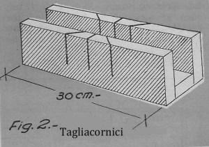 Come fare tagli ortonogonali 2