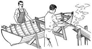 Come PIEGARE IL LEGNO per mezzo DEL VAPORE – Come curvare il legno - Fig