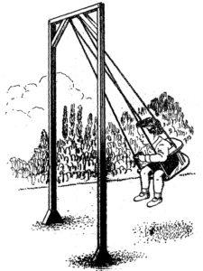 Come costruire un'ALTALENA DI LEGNO per BAMBINI
