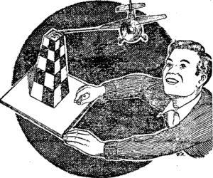 Come costruire un AEROMOBILE CON MOTORE ELETTRICO - Fig.1