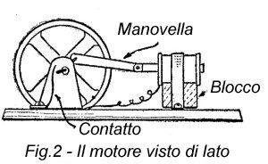 Come costruire un MOTORE A SOLENOIDE ad Alta Velocità - Fig.2