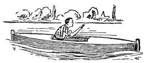 Come costruire una CANOA DI LEGNO – Piani di Costruzione e Manuale