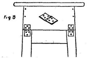 Scale da PITTORE DI LEGNO - Come costruire una SCALA - Fig.8