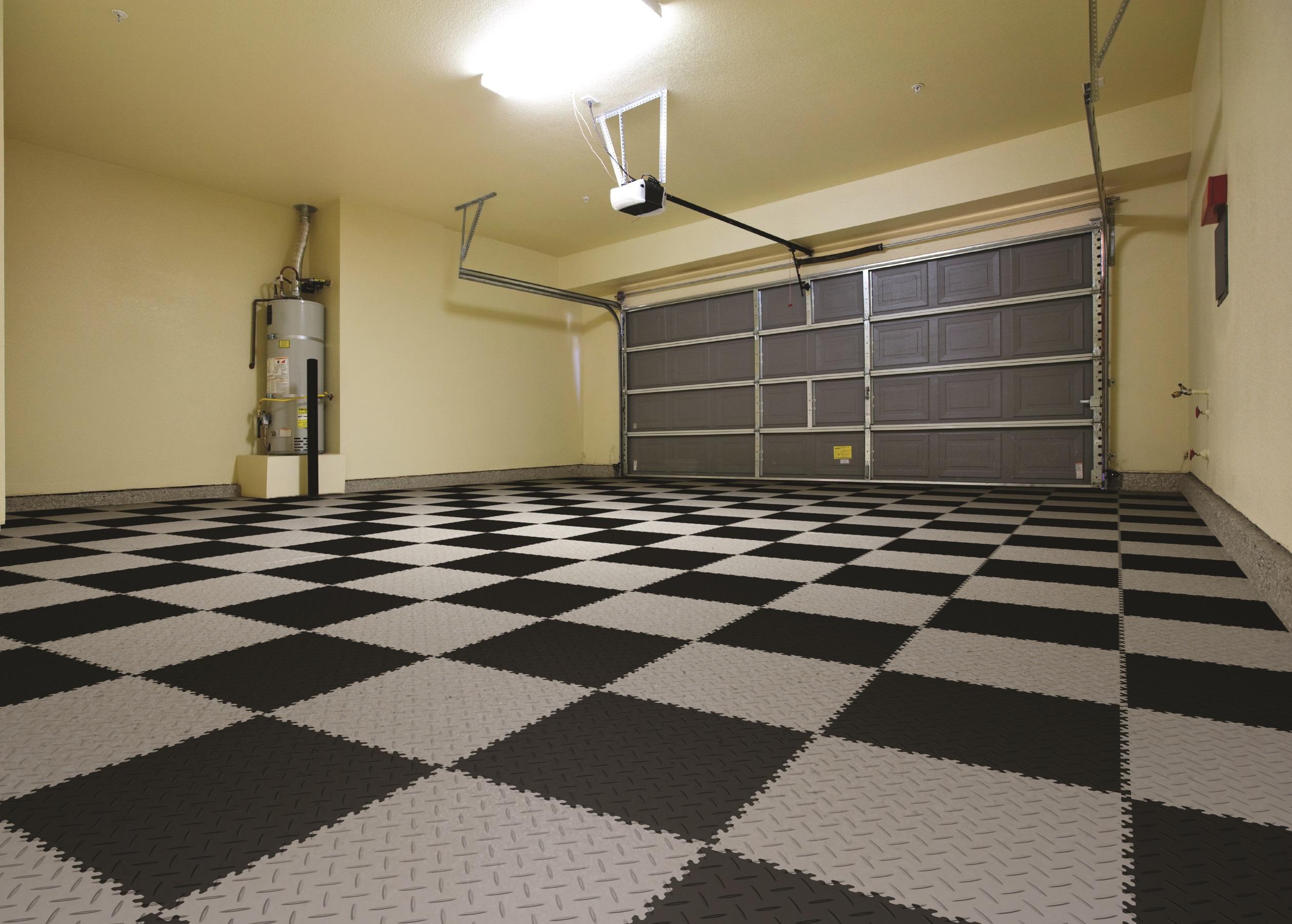 Come pavimentare un garage o un officina meccanica come costruire